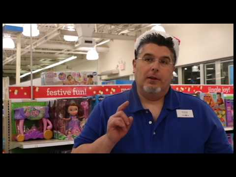 "Thanksgiving interview with Toys ""R"" Us store manager"