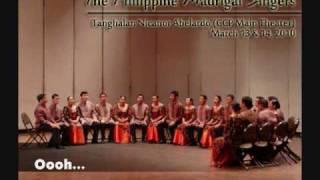 Gambar cover MADZ Lenten Presentation - Sa Iyong Mga Yapak.wmv