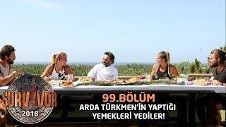 Survivor 2018  | 99. Bölüm | Arda Türkmen'in Y