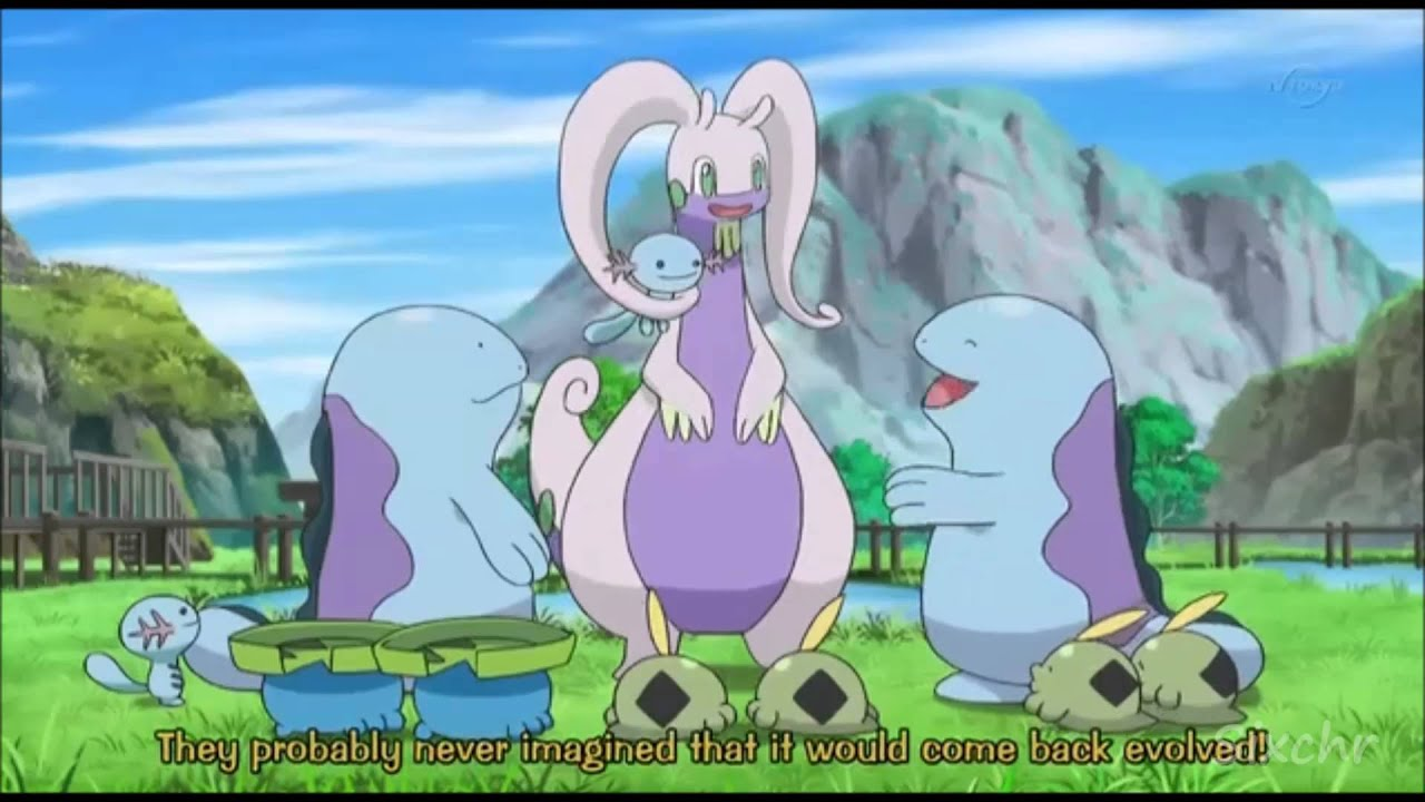 Pokemon Amv Ash S Goodra Goodbye Youtube