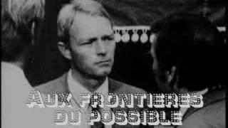 """Jacques Bergier scénariste pour """"Aux Frontières du Possible"""""""