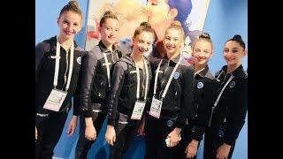 MOSCA - Le Farfalline e la Torcida azzurra