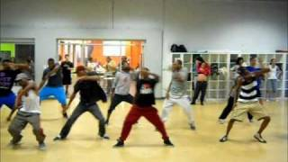 "Missy Elliot- ""One Minute Man"" & ""Get Your Freak On"" Choreography"