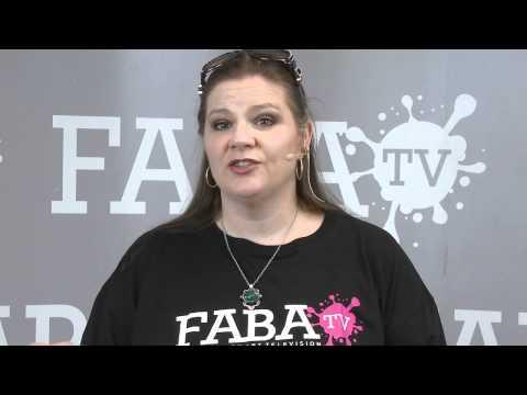 Annie Reynolds - FabaTV Interview