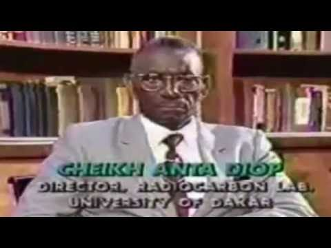 Dr. Cheikh Anta Diop – The African Origins of Humanity