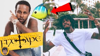 Alkaline D!SS Up Popcaan W!CKEDD By Doing This