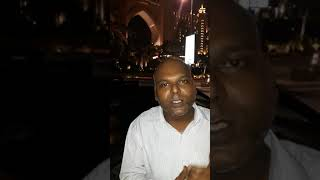 Atlantis the Palm- A visit to UAE palm jumeirah by Stalin Nadz