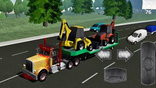 Cargo Transport Simulator #20 - Truck Games Android IOS gameplay  #truckgames