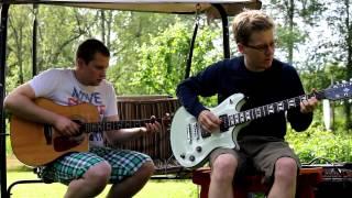 Смотреть клип Metallica - Nothing else matters (guitar cover) онлайн