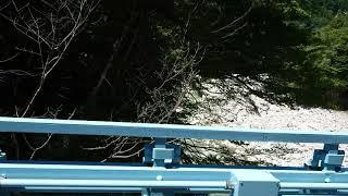 2019/8/14   黒部峡谷鉄道   黒薙~鐘釣⑥