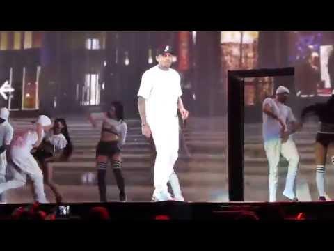 CHRIS BROWN  live concert BTS 2015  ft TYGA n TREY SONGZ.....