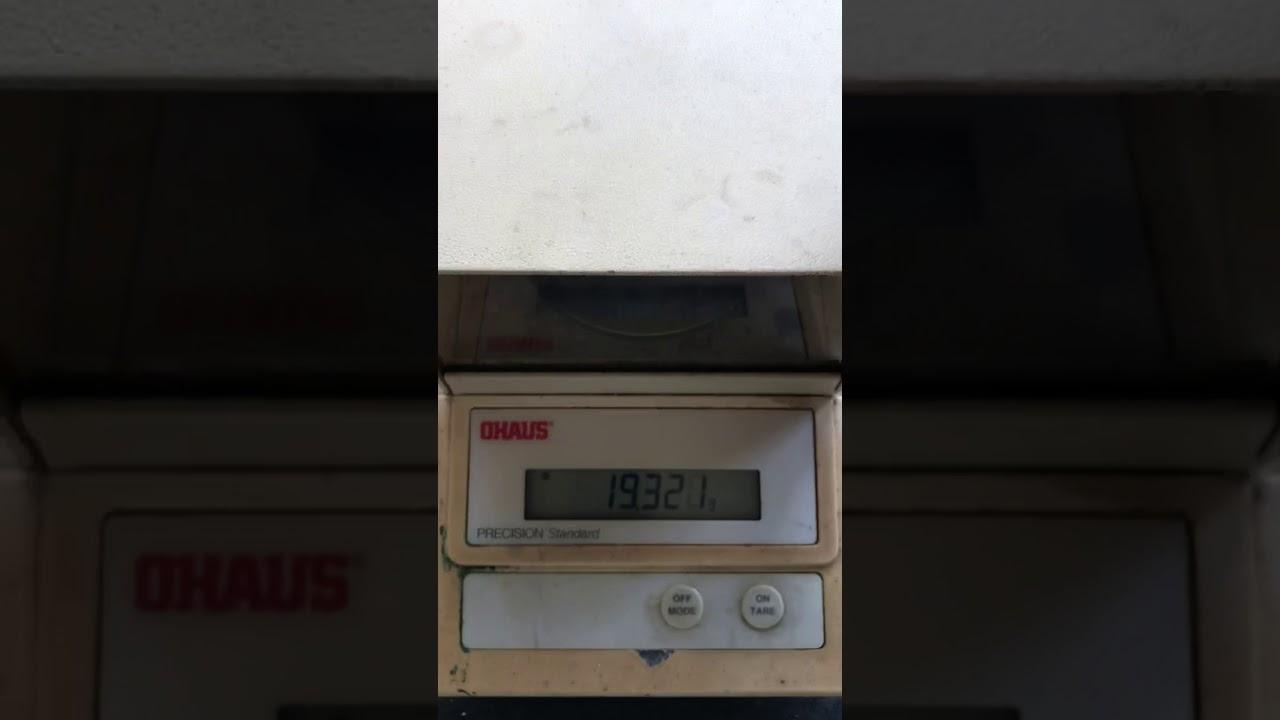 Magnesium Oxide Production Part Five - YouTube