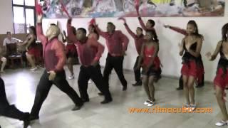 CASINO ALL STARS de Santiago de Cuba 1 :  Rumba