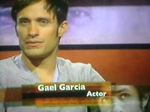 GAEL GARCIA BERNAL EN CHILE - SIN MAQUILLAJE 2 DE 5