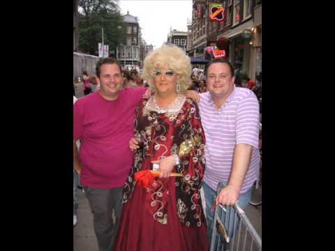 Foto Compilatie van Gaypride amsterdam 2009 @ cafe...