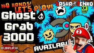 Ghost Grab 3000 Gameplay (Chin & Mouse Only)