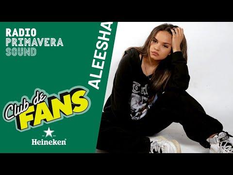 Club de Fans feat ALEESHA