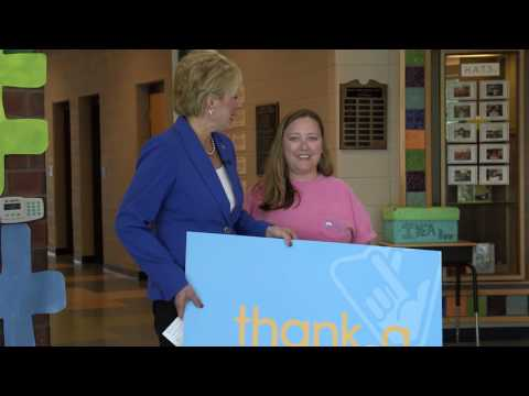"Mechanicsville teacher receives a free ""Thank You"" vacation"