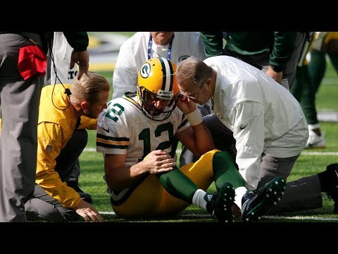 Aaron Rodgers injury bad news for Packers | ESPN