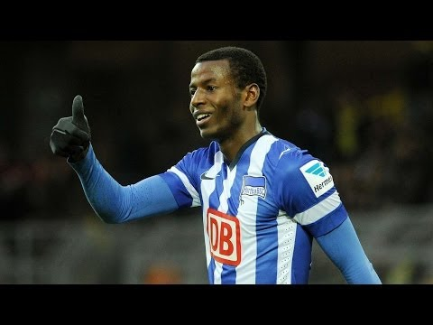 Adrian Ramos - Great Goals | Hertha Berlin | 2013-2014