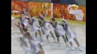 Чемпионат России по синхронному катанию в Йошкар-Оле
