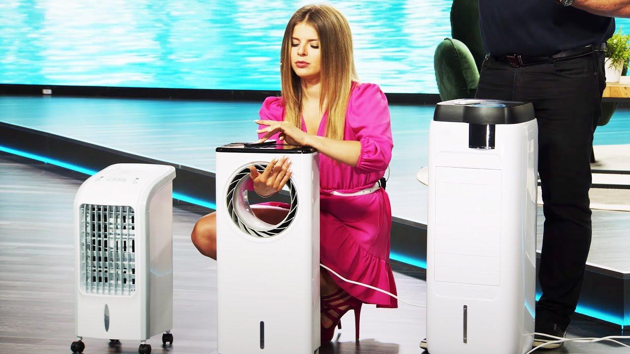 Diana präsentiert die beliebtesten Luftkühler im Juni bei PEARL TV