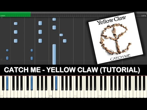 Catch Me- Yellow Claw...