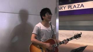 2015年5月9日(土) 柏駅東口路上ライブ.