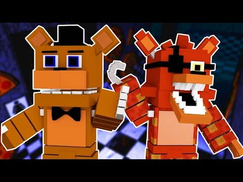 FIVE NIGHTS AT FREDDY'S ROBLOX ANIMATRONIC WORLD! (Roblox FNAF Roleplay!)
