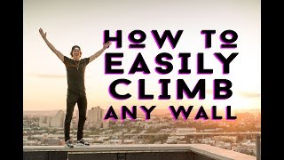HOW TO DO PARKOUR: Part 3 of 3 (Wall Control Master Program)