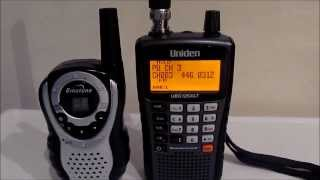 how to listen to police radio frequencies