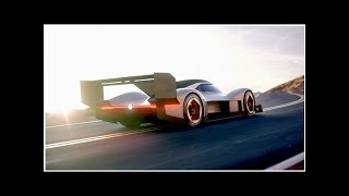 Volkswagen will make a run up Pikes Peak in the ID R electric race car