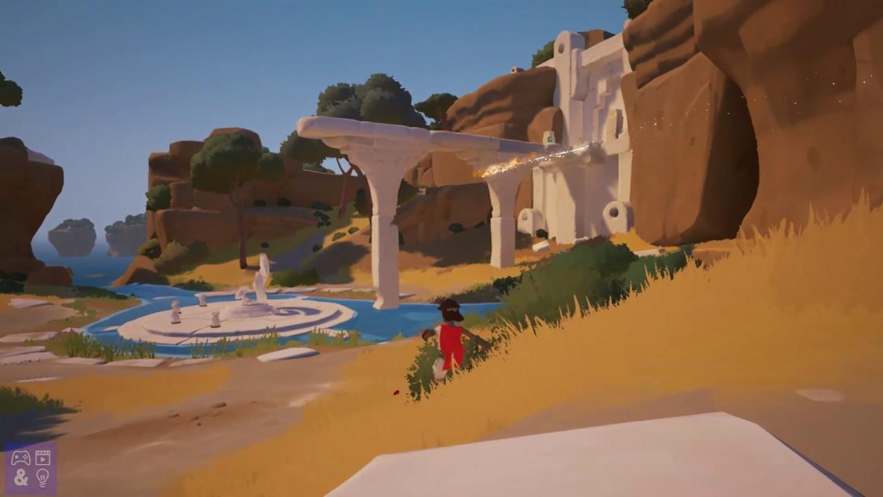 Rime Xbox One Gameplay - Rime Opening - YouTube
