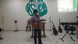 CULTO DE ADORAÇÃO AO SENHOR (22/11/2020)