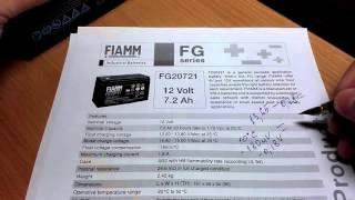 Правильная зарядка AGM или почему бесперебойники убивают аккумуляторы