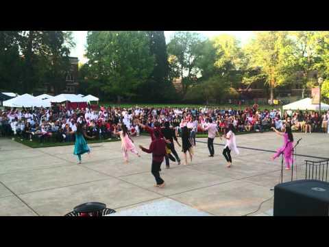 Cultural Festival - Oregon State University - Corvallis الحفل الثقافي - جامعة أوريغون - كورفاليس
