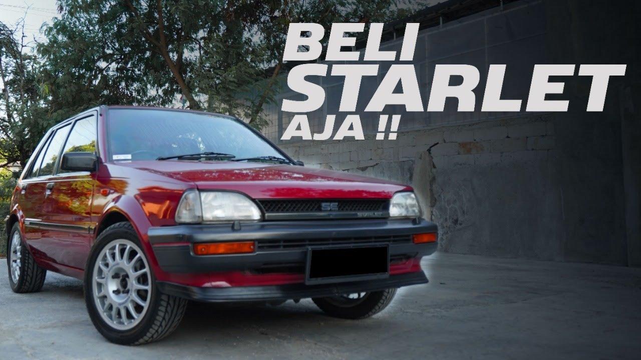 Kelebihan Kekurangan Toyota Starlet Kotak Tangguh