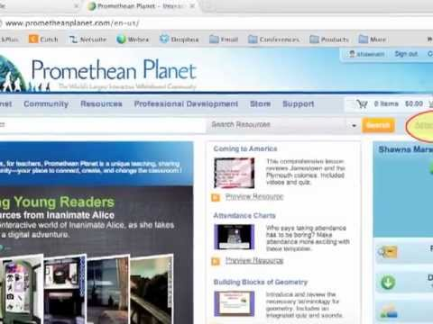PROMETHEAN PLANET TREIBER WINDOWS 8
