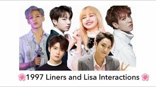 1997 Liners and Lisa Interactions