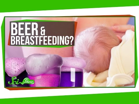 Does Beer Actually Help Breastfeeding?