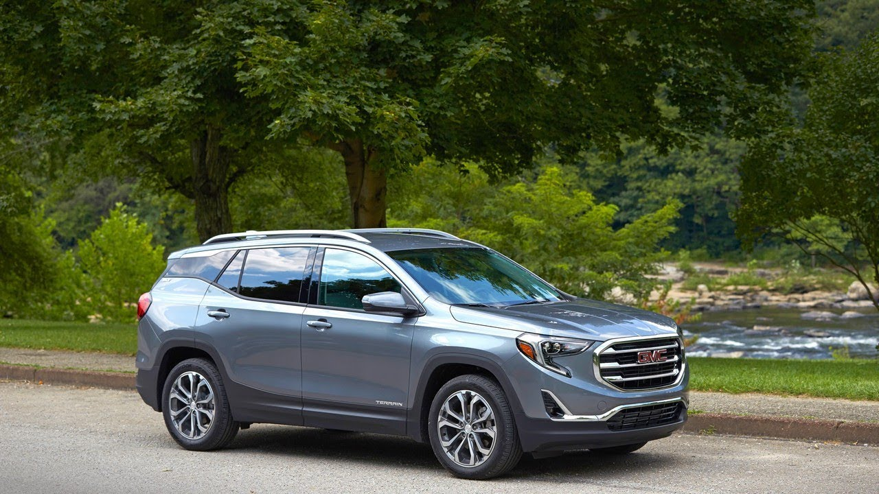 2018 Gmc Terrain 2 0 L Turbocharged 4 Cylinder Review Test Drive
