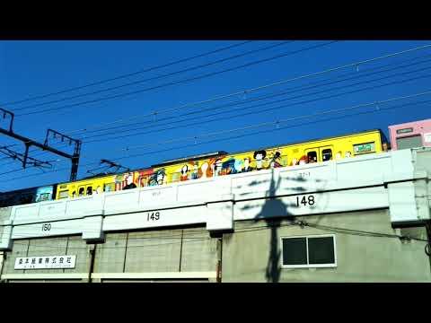 大阪環状線 OSAKA POWER LOOPの思い出
