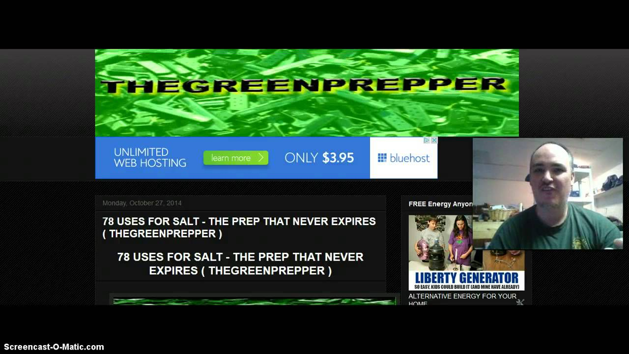 12 FOOD STORAGE ITEMS THAT WILL NEVER EXPIRE - INDEFINITE PREPS ( DOOMSDAY PREPPERS ) - YouTube  sc 1 st  YouTube & 12 FOOD STORAGE ITEMS THAT WILL NEVER EXPIRE - INDEFINITE PREPS ...