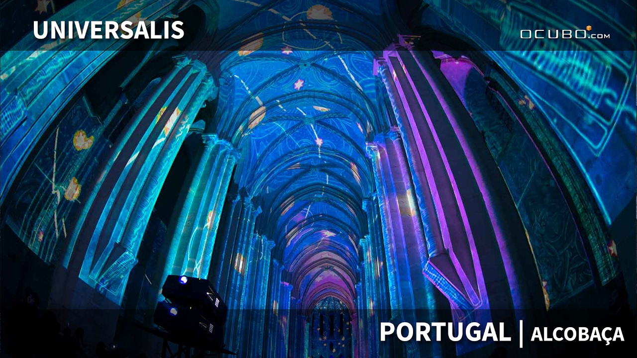 OCUBO | UNIVERSALIS - Trailer