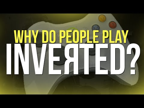 Why Do People Play Inverted? (Advanced Warfare Gameplay Commentary)