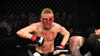 The Most GRUESOME & BLOODIEST Fight Ever! - UFC 2 Online Gameplay