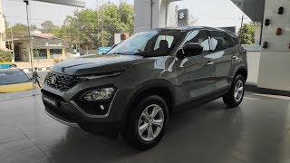 {Stunning} TATA HARRIER XZ Gold- Highlighted Features & Harrier Colours[LATEST]