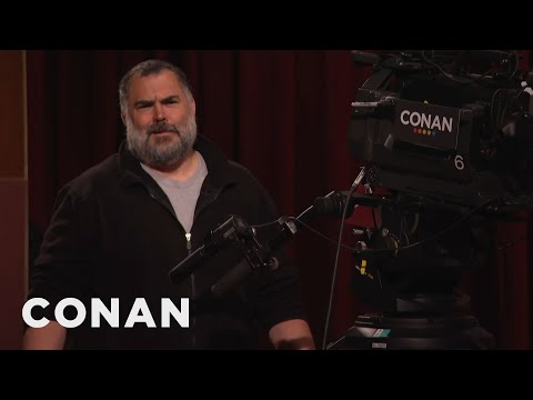 Tony The Cameraman Got Snubbed By The MacArthur Genius Grant Again  - CONAN on TBS