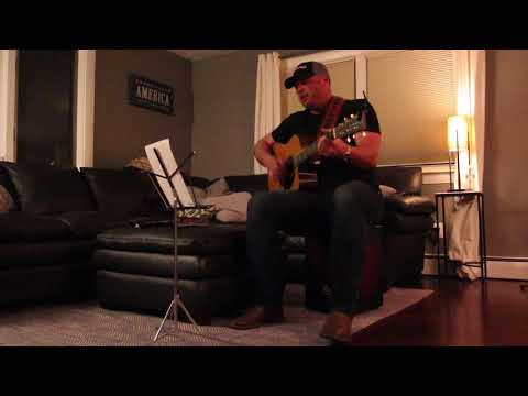 Like There's No Tomorrow - Justin Moore (acoustic cover)