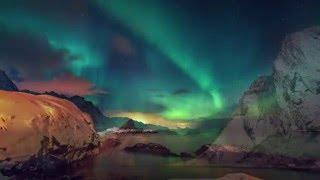 Aurora Borealis Timelapse in 4K - Lofoten | Northern Norway